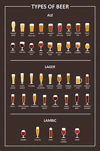42 Different Types Of Beer