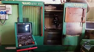Maho Graziano Gr 300 C Operating Manual