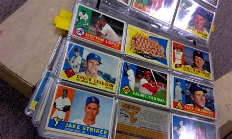 sell   baseball cards  started