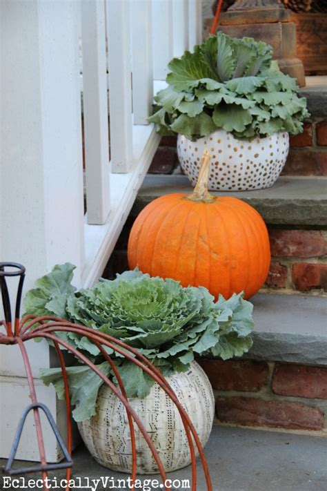 decorating pumpkins for fall fall porch decorating ideas