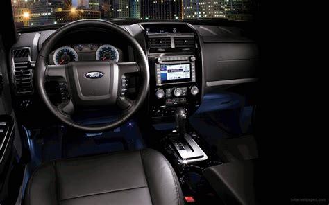 ford escape interior wallpaper hd car wallpapers