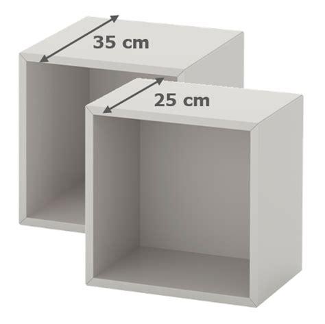 Kallax Regale Stapeln by Eket Serie Ikea