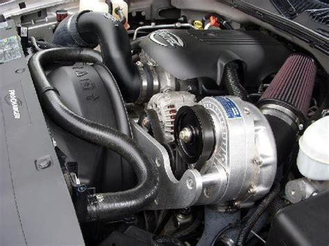 supercharged chevy silverado procharger