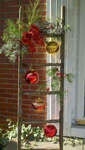 Beautiful, Rustic, Outdoor, Christmas, Decoration, Ideas, 19