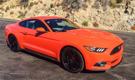 Ford Mustang 2015 Review by 2015 Ford Mustang Review Caradvice