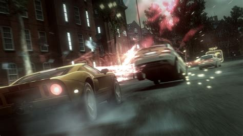 blur racing game release date  november
