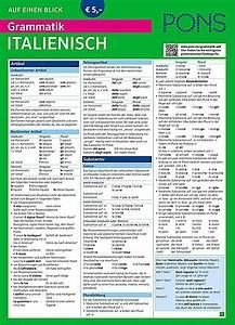 Italienisch Rechnung : pons grammatik auf einen blick italienisch buch portofrei ~ Themetempest.com Abrechnung