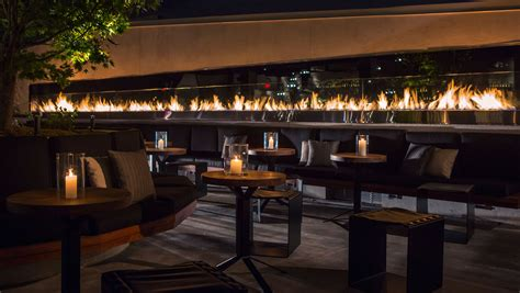 Tops Bar Philadelphia by Rooftop Bars Philadelphia Kimpton Hotel Monaco Philadelphia