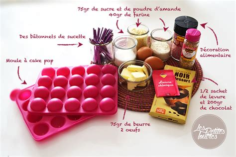 cake pops au chocolat et 224 la poudre d amande