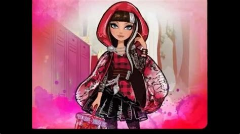 padres de ever after high - YouTube