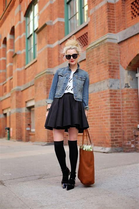 la nueva tendencia  el otono chaqueta de blue jean