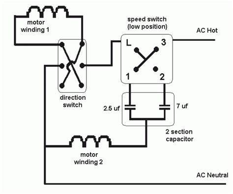 3 speed fan switch wiring diagram somurich