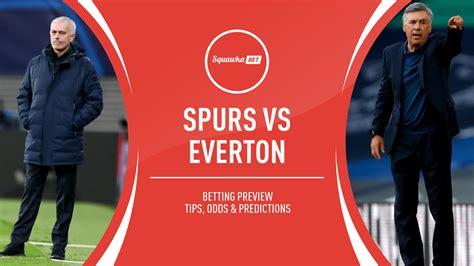 Spurs v Everton betting tips, predictions, odds | Premier ...