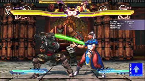 Level Up Your Game Street Fighter X Tekken Raven