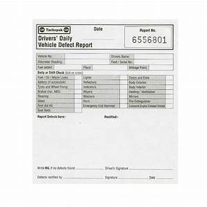 Pcv Check Defect Book Tms Analysis Tachograph Specialist