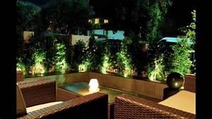 Garden, Led, Lights