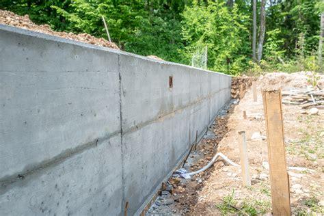 mur de fondation tout ce qu il faut savoir
