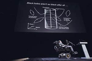 Hawking: information lost in black holes could be stored ...