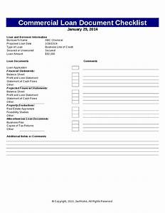 commercial loan checklist hashdoc With commercial real estate loan documentation checklist