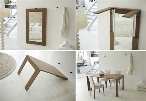 folding table for small spaces folding expanding tables small space solutions