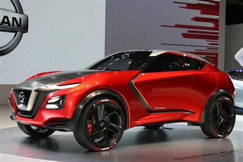 Nissan Gripz Plug In Hybrid Concept At 2015 Tokyo Motor Show