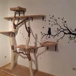 kratzbaum designer kratzbaum selber bauen 67 ideen und bauanleitungen archzine net