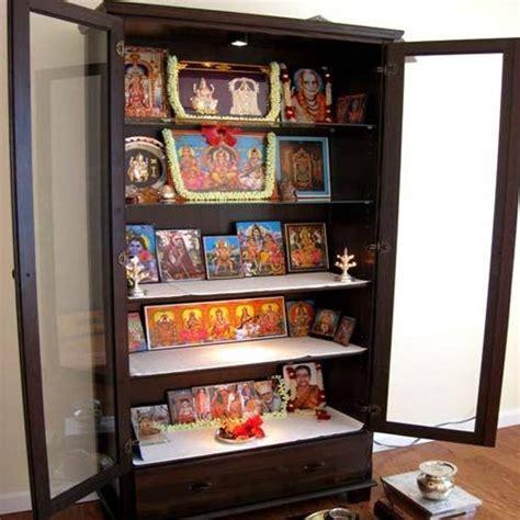pooja room puja mandir cabinet cupboard designs prayer altar wall furniture hindu shelf door wooden ikea wardrobe decor decorative mounted