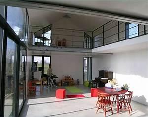 les avantages d39une maison a ossature metallique With avantage inconvenient maison ossature metallique