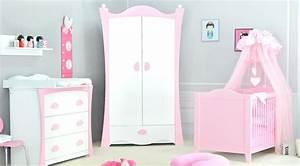 Chambre Bébé Disney : mobilier chambre b b disney b b doudou univers ~ Farleysfitness.com Idées de Décoration