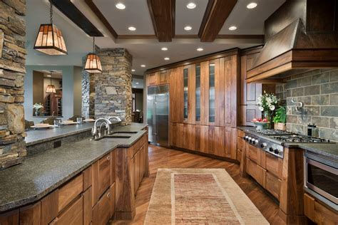 Tiles For Kitchens Ideas - top 100 rustic kitchen design best photo gallery of interior