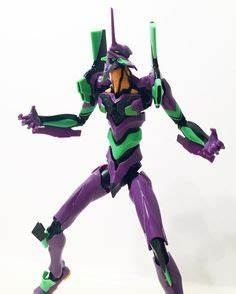 Neon Genesis Evangelion Plastic Model Kit Eva Unit 01 19