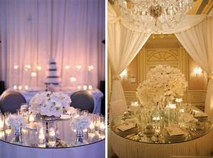 mirror mirror on the wall who has the fairest wedding of With mirror table decorations weddings