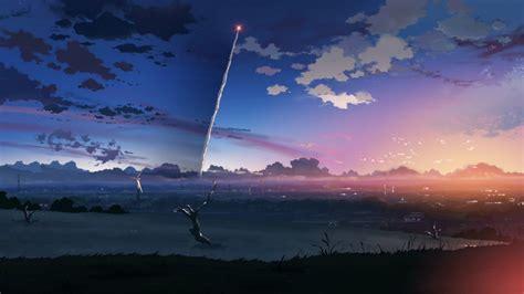 Sword Art Online Scenery 新海诚秒速五厘米动画高清壁纸海报分享 2 动漫图片大全 5068动画片大全