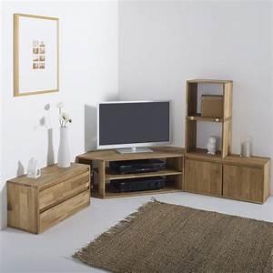 Meuble D Angle Salon : meuble mural tv inspirant meuble tv d angle norden hermanhomestore meuble bas d angle salon ~ Teatrodelosmanantiales.com Idées de Décoration