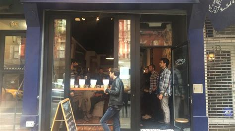 The dress code at village coffee shop is casual dress. Acclaimed East Village Coffee Shop Box Kite Crashes to the Ground - Eater NY