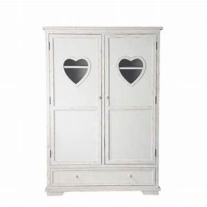 Maison Du Monde Armoire : armoire valentine adorable armoires armoire armoire ~ Melissatoandfro.com Idées de Décoration