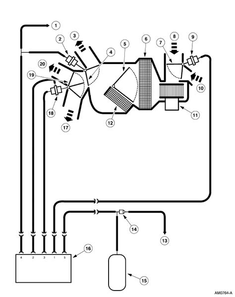 Ford Econoline E350 Blower Wiring Schematic by Heater Valve Air While Ac Is On Question