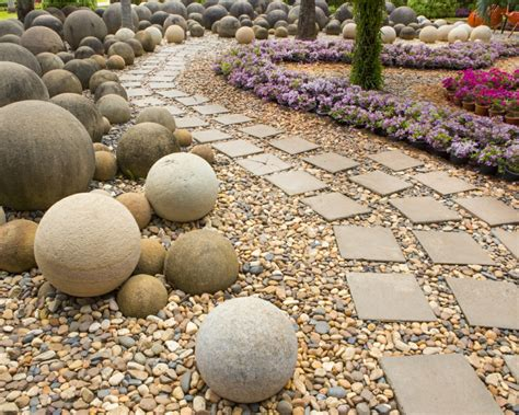 Steine Für Beete by Gartengestaltung Mit Steinen F 252 R Einen Traumhaften Garten