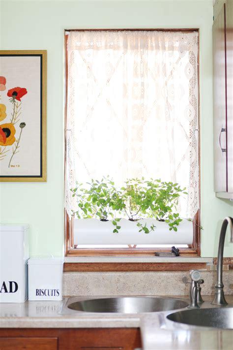 floating pvc window planter  beautiful mess