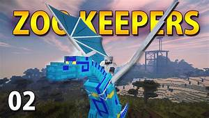 Minecraft Zoo Keepers 02 Hatching My Dragon Aether