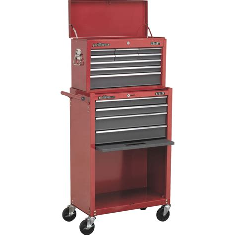 best deals on tool cabinets buy cheap sealey tool chest compare hand tools prices