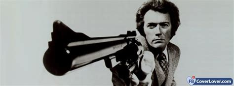 dirty harry movies  tv show facebook cover maker