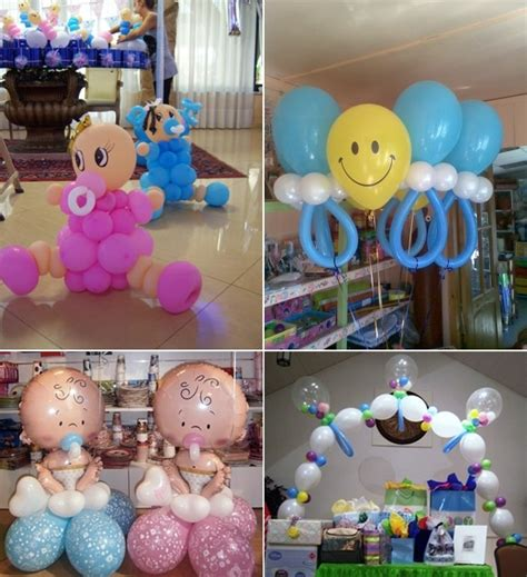 baby shower ballon baby shower balloon ideas from prasdnikov stylish eve