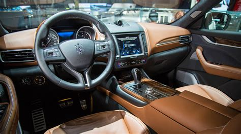 suv maserati interior best luxury suv guide gentleman s gazette