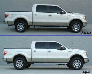 Ford F-150 Leveling Kit