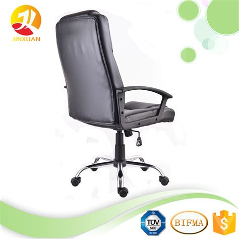 low price gold supplier black office chair