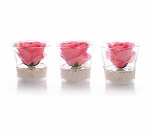 Rosen Im Glas : lumida flora leuchtende blumen rosen im glas timerfunktion h ca 8 3cm 3tlg page 1 ~ Eleganceandgraceweddings.com Haus und Dekorationen