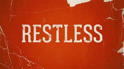 trailer  restless starring downton abbeys