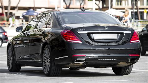 2014 Mercedes-benz S500 Long Review