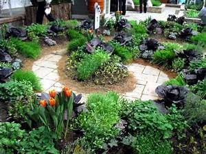 22 ideas for decorative gardens – pleasure for the eyes